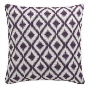 Other - Crate & Barrel set of 2 ibiza pillow cover